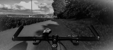 Malta z roweru B&W