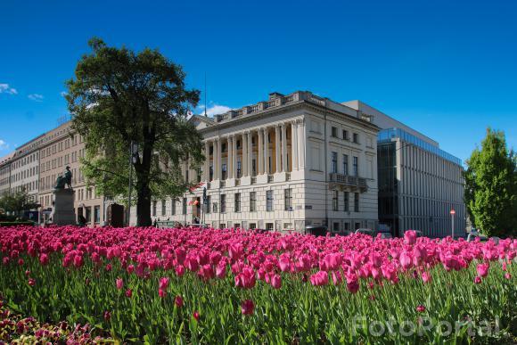 Wiosna u Raczyńskich