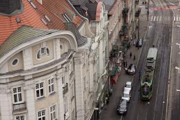 Poznań z wysoka