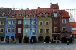 Poznań w styczniu