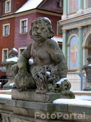 Fontanna Prozerpiny - Stary Rynek