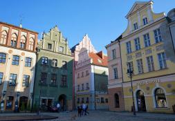 Marcowy spacer po Starym Rynku