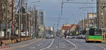 Ulica Dąbrowskiego