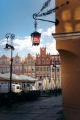 Poranek na Starym Rynku