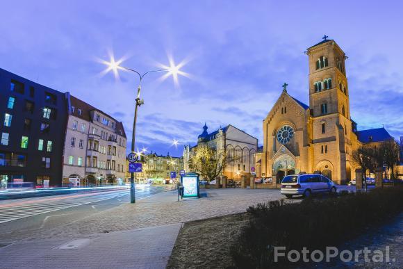 Kościół św. Floriana przy ul. Kościelnej