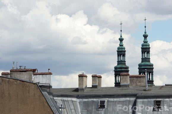 Na dachu Poznania