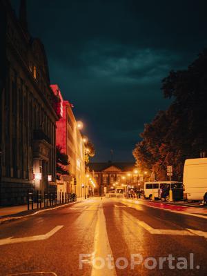 Jesienna noc