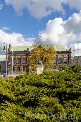 Jesienny Poznań