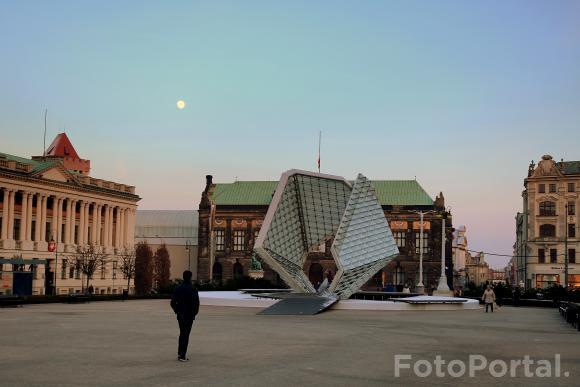 Poznań, Plac Wolności